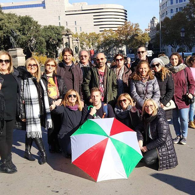 Visita guidata gratuita di Barcellona in italiano