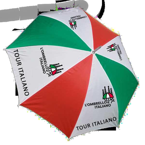 Ombrello italiano. Visite guidate di Barcellona