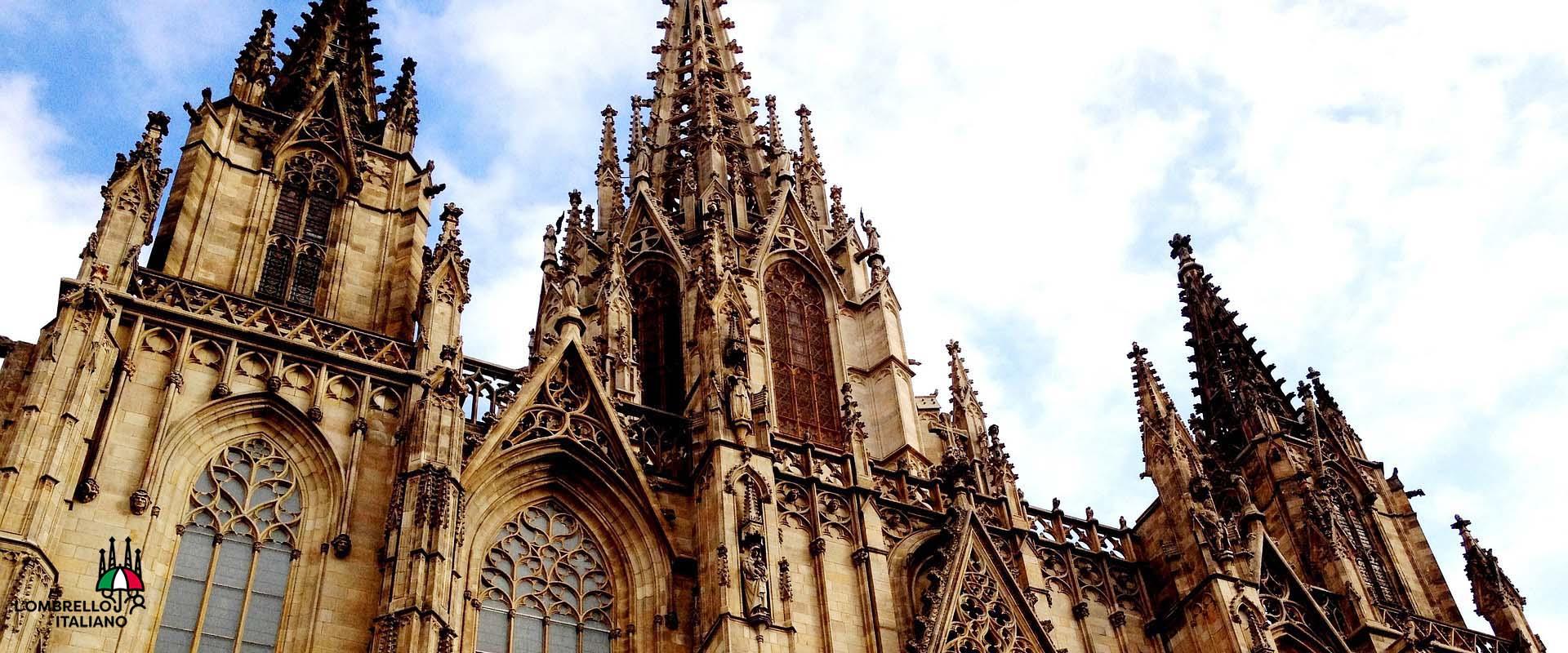Visita guidata in italiano Sagrada Famiglia a Barcellona
