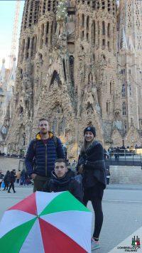 Sagradas Famiglia e Gaudi. Tour guidato in italiano