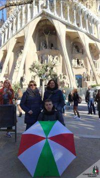 Visita guidata in italiano della Sagrada Famiglia e di Gaudi. Barcellona