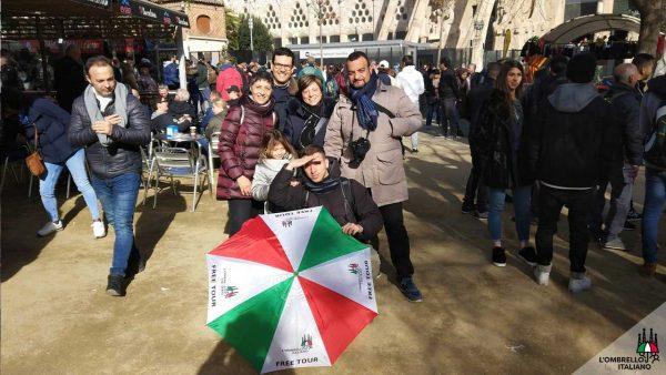Visita guidata in italiano di Barcellona, la Sagrada Famiglia e Gaudì