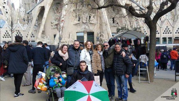 Visita guidata gratuita in italiano della Sagrada Famiglia a Barcellona