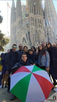Free tour della Sagrada Famiglia e Gaudì a Barcellona in italiano