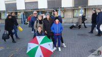 Free tour in italiano di Barcellona. L'ombrello italiano