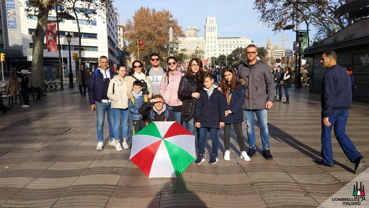 Free tour in italiano di Barcellona e del quartiere Gotico