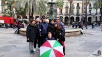 Tour gratis in italiano del quartiere Gotico di Barcellona