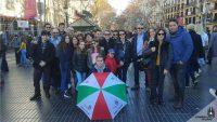 Visita gratis del quartiere Gotico di Barcellona in italiano