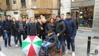 Tour a piedi in italiano di Barcellona e del quartiere Gootico
