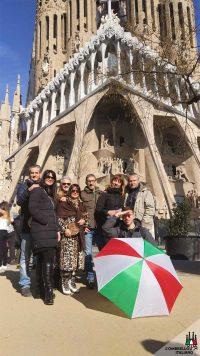 Free tour in italiano della Sagrada Famiglia e Gaudì a Barcellona