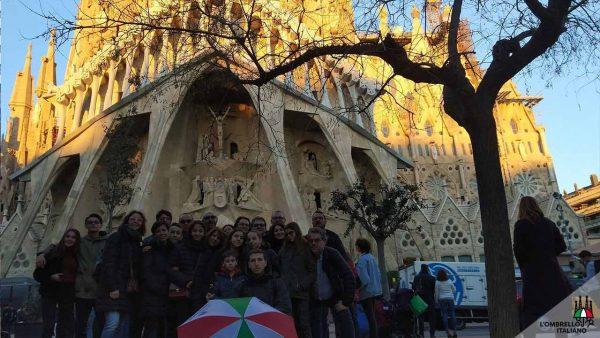 Visita guidata della Sagrada Famiglia e Gaudì in italiano
