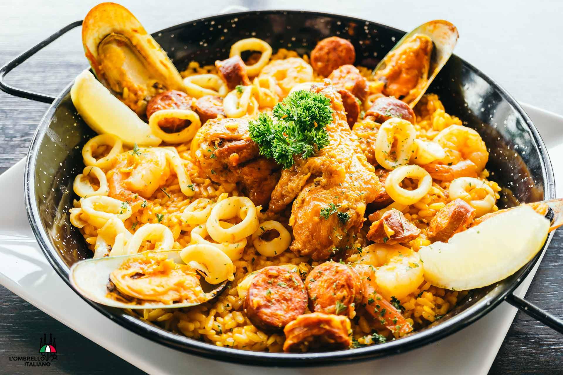 Paella a Barcellona, consigli su dove mangiare la paella a Barcellona